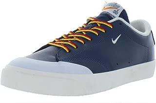 SB Mens Zoom Blazer Low XT QS Low Top Skate Shoes Navy 13 Medium (D)
