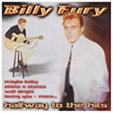 Songtexte von Billy Fury - Halfway to the Hits