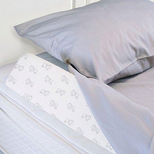 Serta Perfect Sleeper Foam Bedrails Set, White, Extra Long