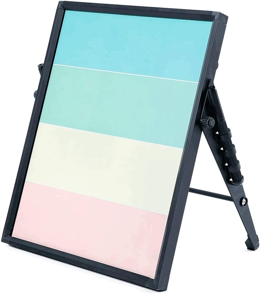 Creative Drawing New life Board Tempered Seattle Mall Min Glass Portable