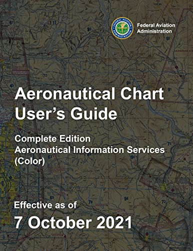 Aeronautical Chart User\'s Guide Complete Edition: Aeronautical Information Services (Color) (English Edition)