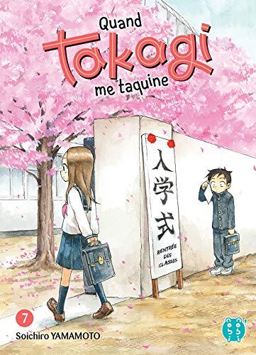 Quand Takagi me Taquine Edition simple Tome 7
