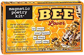 Magnetic Poetry Bee Lover