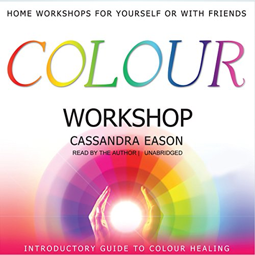 Colour Workshop audiobook cover art