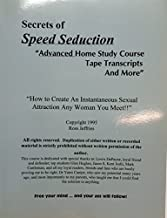 Secrets of Speed Seduction Home Study Course Workbook