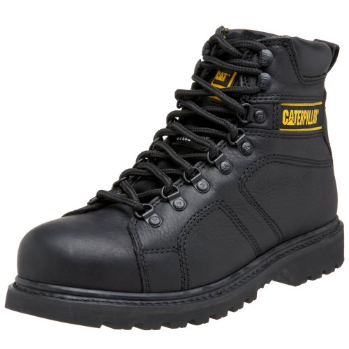 Caterpillar Men's Silverton 6' Steel Lace-To-Toe Work Boot