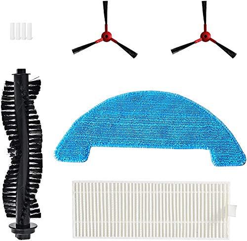 Kit accessori per robot aspirapolvere e scopa 360 C50