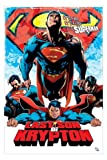 Superman (Last Son Of Krypton) Poster 61cm x 91.5cm (24 x