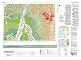 Historic Pictoric Map : Geologic map of The Hardin 30'x60' Quadrangle, Montana, 2007 Cartography Wall Art : 30in x 24in