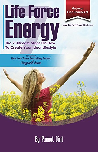 Life Force Energy (English Edition) eBook: Dixit, Puneet: Amazon.es: Tienda Kindle