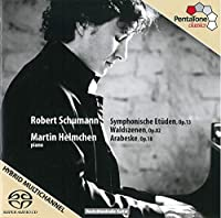 Symphonische Etuden/Waldszenen/Arabeske