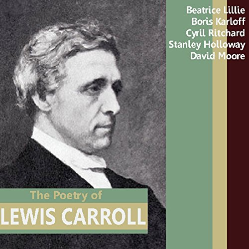 The Poetry of Lewis Carroll audiobook cover art