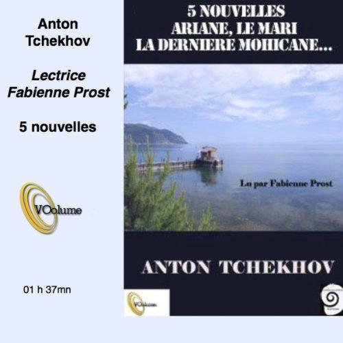 Ariane et 4 autres nouvelles audiobook cover art