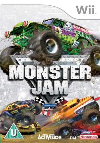 Monster Jam (Wii) [Importación Inglesa]