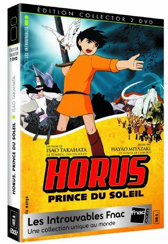 Horus, Prince du Soleil [Édition Collector]