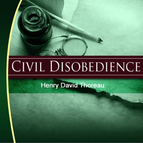 Civil Disobedience                   By:                                                                                                                                 Henry David Thoreau                               Narrated by:                                                                                                                                 Sean Crisden                      Length: 57 mins     14 ratings     Overall 4.1