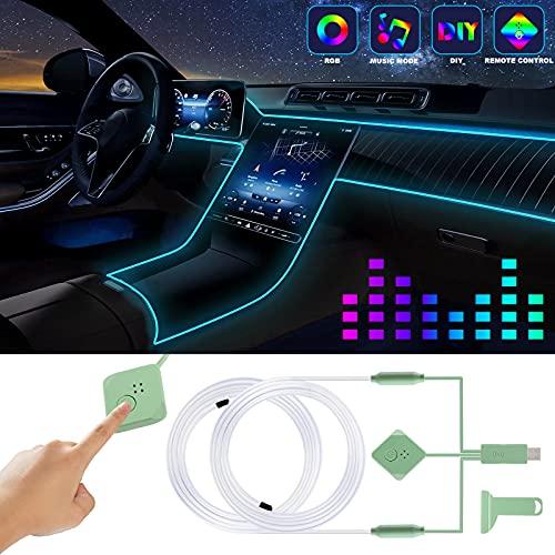 Car Led Strip Lights,Interior Car...