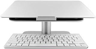 O&YQ Aleación de Aluminio Giratoria Soporte para Computadora Cuaderno Radiador Incrementado Mesa Portátil Protege la Columna Cervical