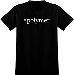 #polymer - Soft Hashtag Men's T-Shirt