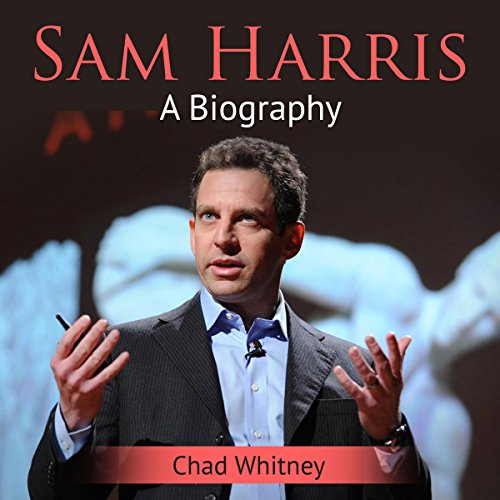 Sam Harris audiobook cover art