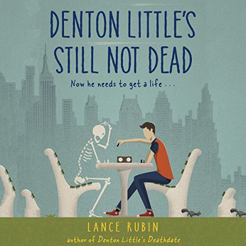 Denton Little's Still Not Dead cover art