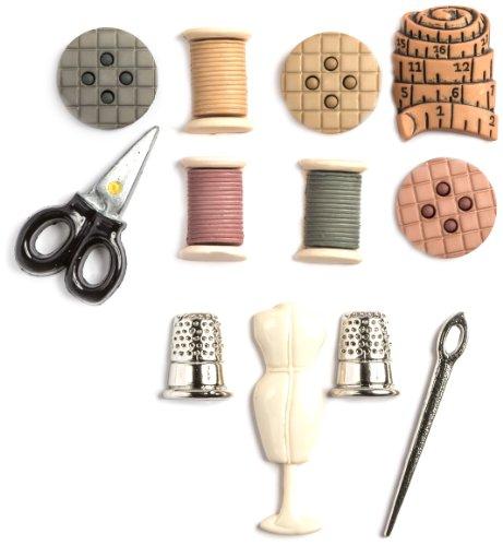 Jesse James Dress It Up Button Basics- Sewing Room