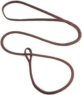 Mendota Heavy Loop Petite Lead 48 in - Brown