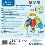 Zoom IMG-2 clementoni baby chiavi elettroniche giocattolo