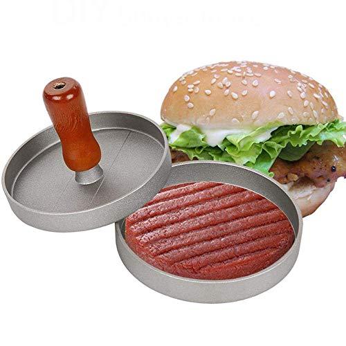 XBR Die neuen Hamburgerpressen Patties Maker Küchengeräte Hamburger Grillplatte Fleisch- und Geflügelwerkzeuge # 35