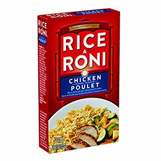 RICE-A-RONI Chicken Flavoured Rice, 227 g (Pack of 12) (B00FOHS25O) | Amazon price tracker / tracking, Amazon price history charts, Amazon price watches, Amazon price drop alerts