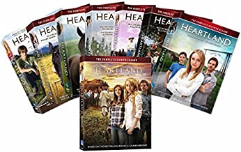 Heartland: The Complete Seasons 1, 2, 3, 4, 5, 6, 7, 8 [DVD Complete Box Set 1-8]