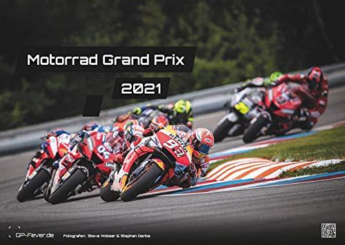 Gran Premio di Motociclismo 2021 - Calendario - Formato: A3 | MotoGP: Il calendario da parete per tutte le due ruote-pazzi e gli appassionati di MotoGP!