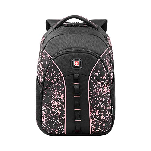 Wenger Sun 16' Polyester Laptop Backpack (Pink)