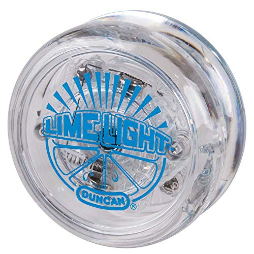 Duncan Toys Limelight LED Light-Up Yo-Yo, Beginner Level...