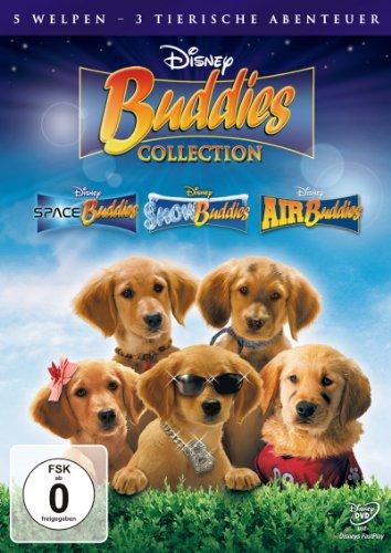 Disney's - Buddies Collection (3 DVDs) [Import allemand]