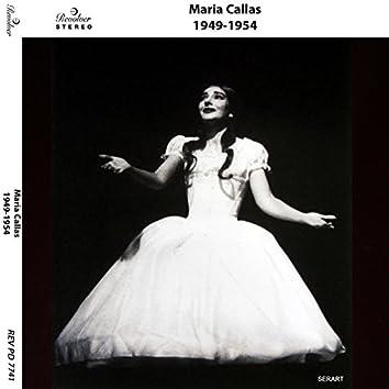 Maria Callas: 1949-1954