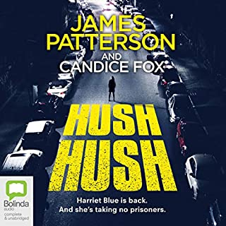 Hush Hush audiobook cover art