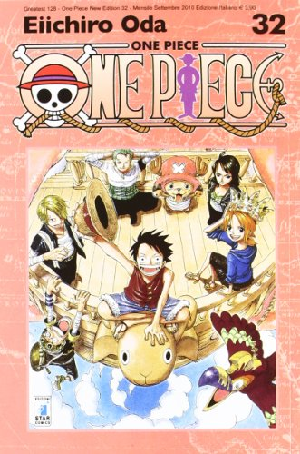One piece. New edition (Vol. 32)