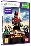 Photo Gallery power rangers samurai, kinect