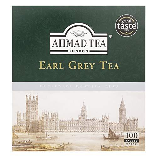 Ahmad Tea -   Earl Grey Schwarzer