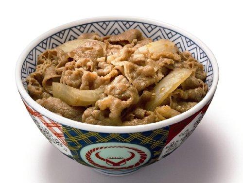 吉野家 牛丼の具6食(冷凍)(レンジ・湯せん調理・両方OK)