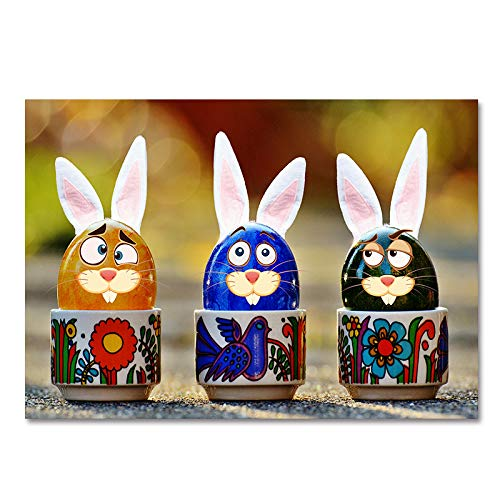MMHJS Polyester Fiber Easter Rug Suitable For Party, Shopping Mall Decoration Thickened Non-Slip Pet Mat Color