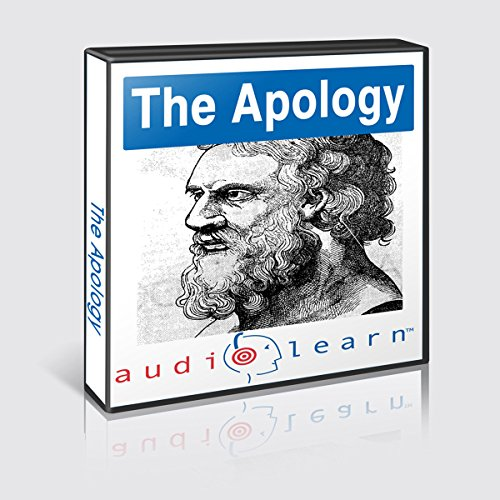 Plato's 'Apology' Study Guide audiobook cover art