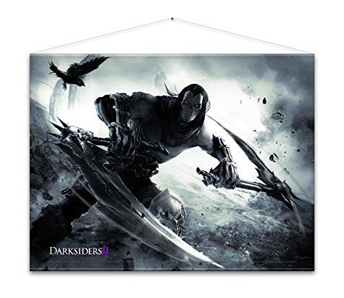 Darksiders 2 Wall Scroll Death