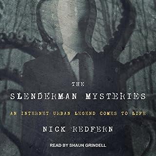 The Slenderman Mysteries cover art