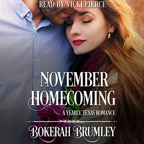 November Homecoming cover art