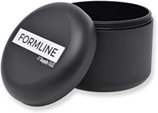 FORMLINE Airtight Smell Proof Container - Aluminum Storage Jar Locks in Smelly Odor