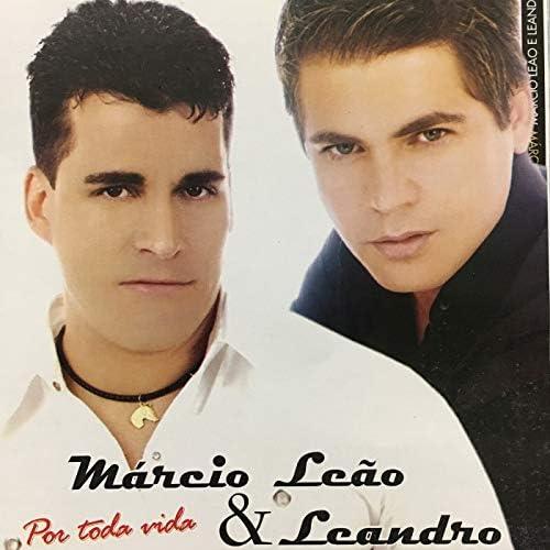 Márcio Leão e Leandro