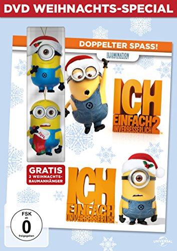 Ich - Einfach unverbesserlich / Ich - Einfach unverbesserlich 2 (Limited Edition, 2 Discs) [Special Edition]