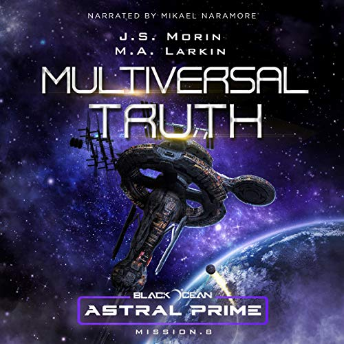Couverture de Multiversal Truth: Mission 8